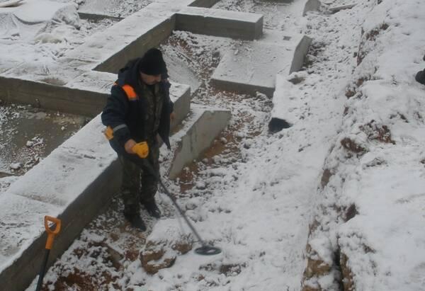 В Клинцах обезврежена мина времен Великой Отечественной войны
