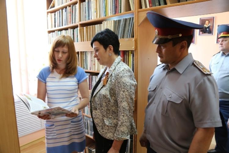 Валентина Миронова оценила условия содержания воспитанников брянской колонии