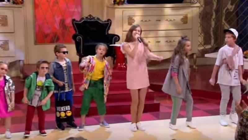 Брянская юная певица выступила в «Модном приговоре»