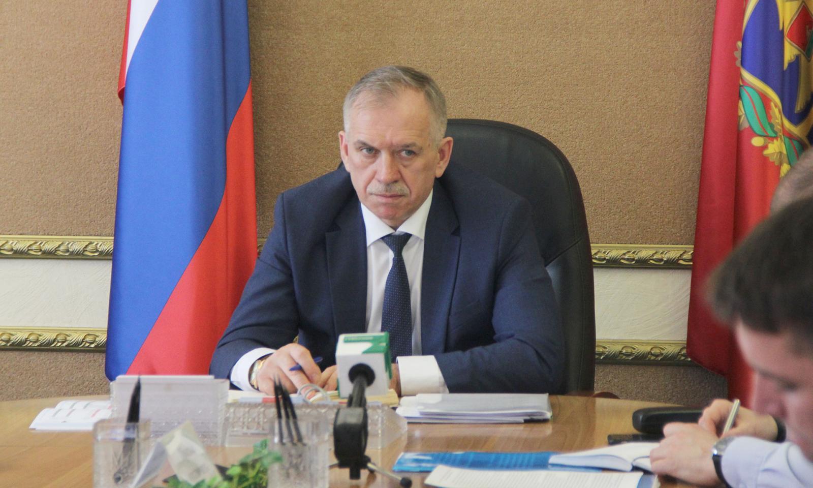 Заместителя брянского губернатора Юрия Мокренко уволили окончательно