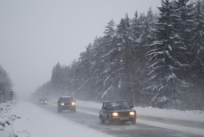 В Брянской области 12 марта температура воздуха опустится до -18 градусов