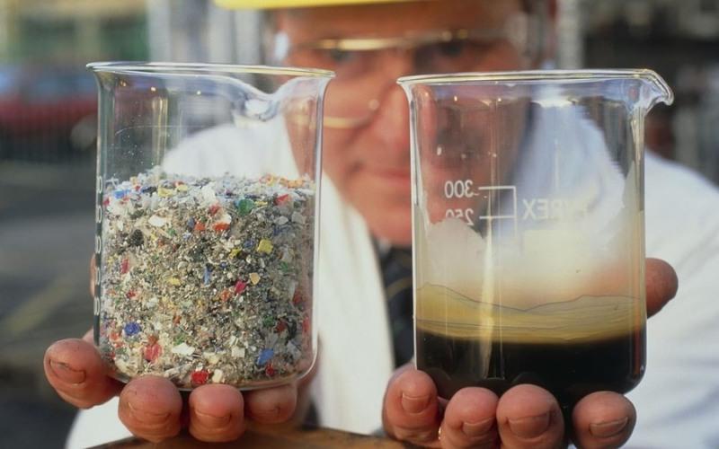 Брянский мусор начнут сжигать на цементном заводе в Фокино