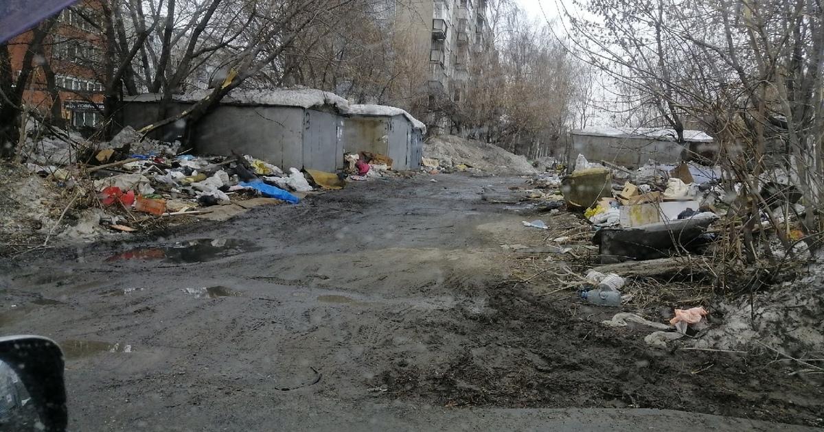 В Брянском районе поселок Толмачево утонул в опасных отходах