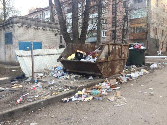 В Брянске возле мусорных баков установят видеокамеры