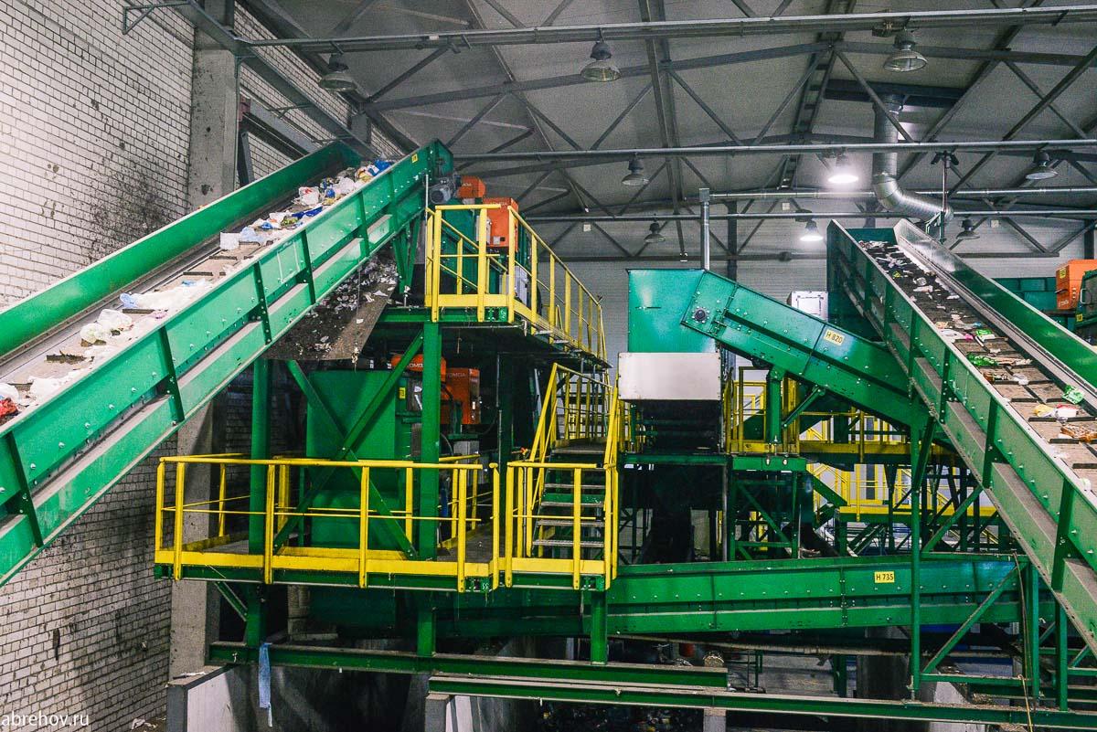 На полигоне в Сураже построят мусоросортировочную станцию мощностью 15 тысяч тонн в год