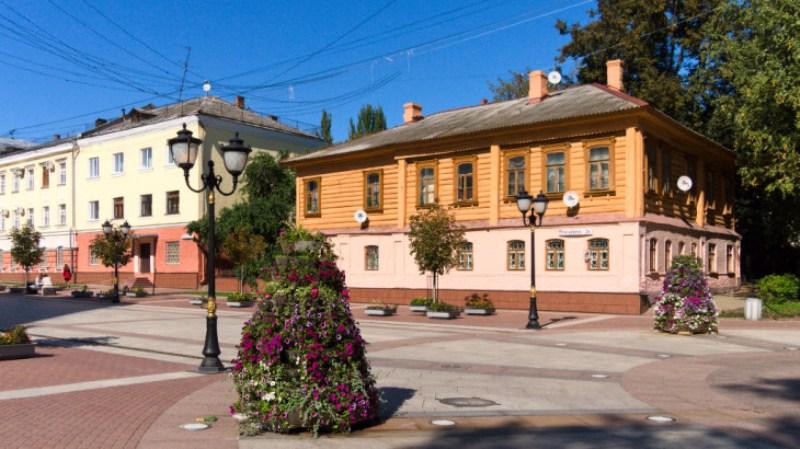 Брянские власти пообещали создать музей в историческом доме на бульваре Гагарина