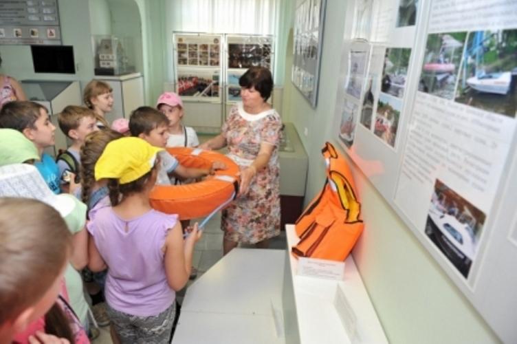 Брянцев приглашают в музей пожарной охраны