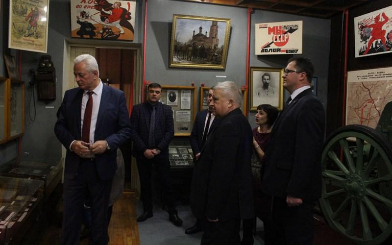 В Унече появится железнодорожный музей