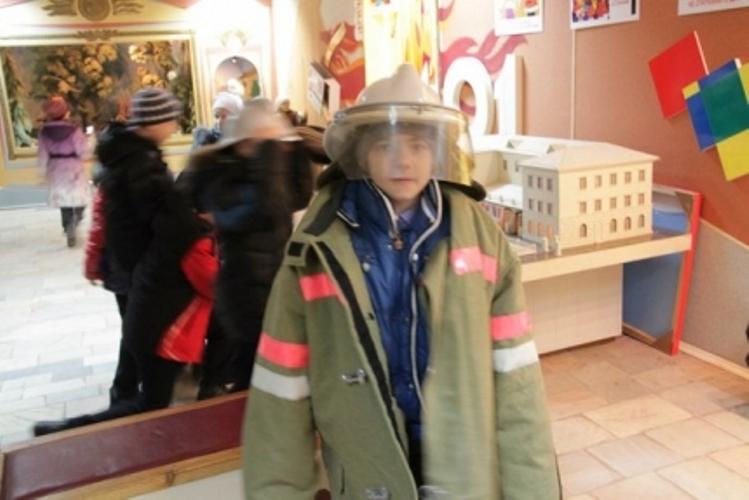 Брянских детей научат вести себя правильно при пожарах