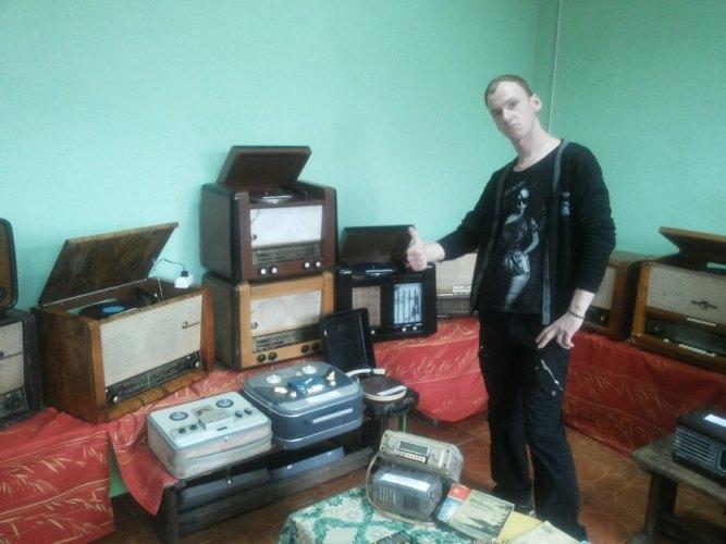 В Брянске создали музей ламповой радиотехники