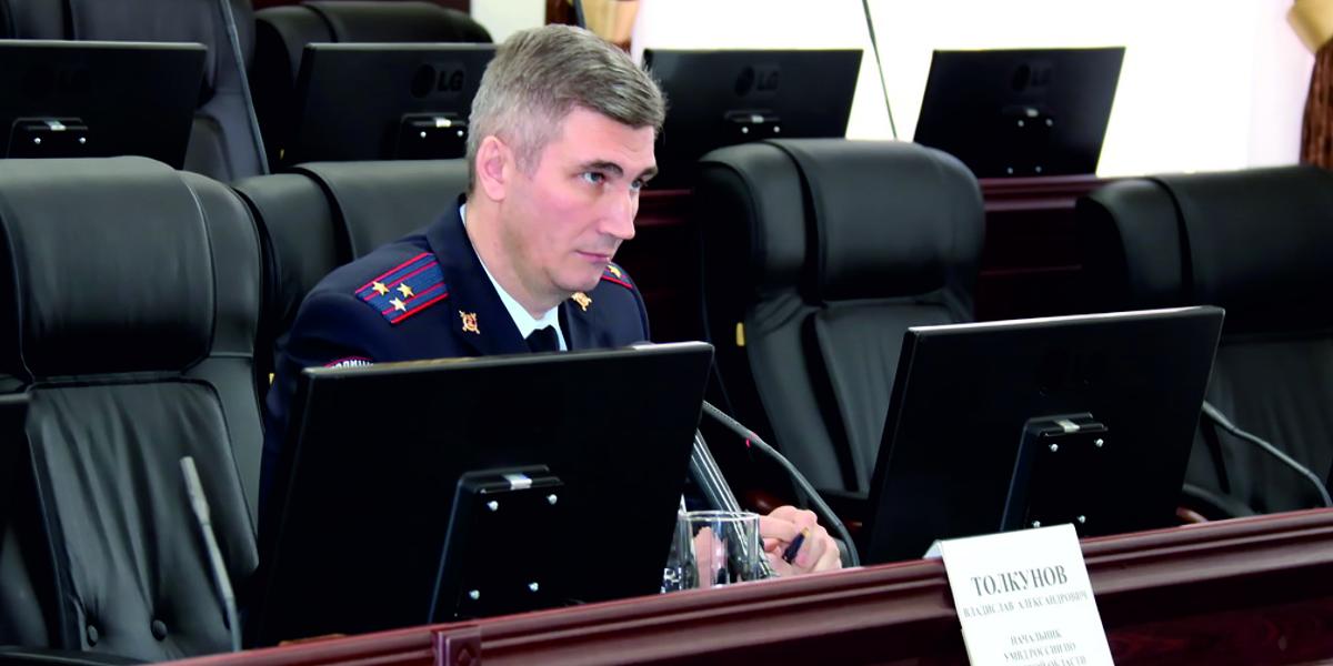 В УМВД Брянской области прокомментировали слова генерал-майора о коррупции