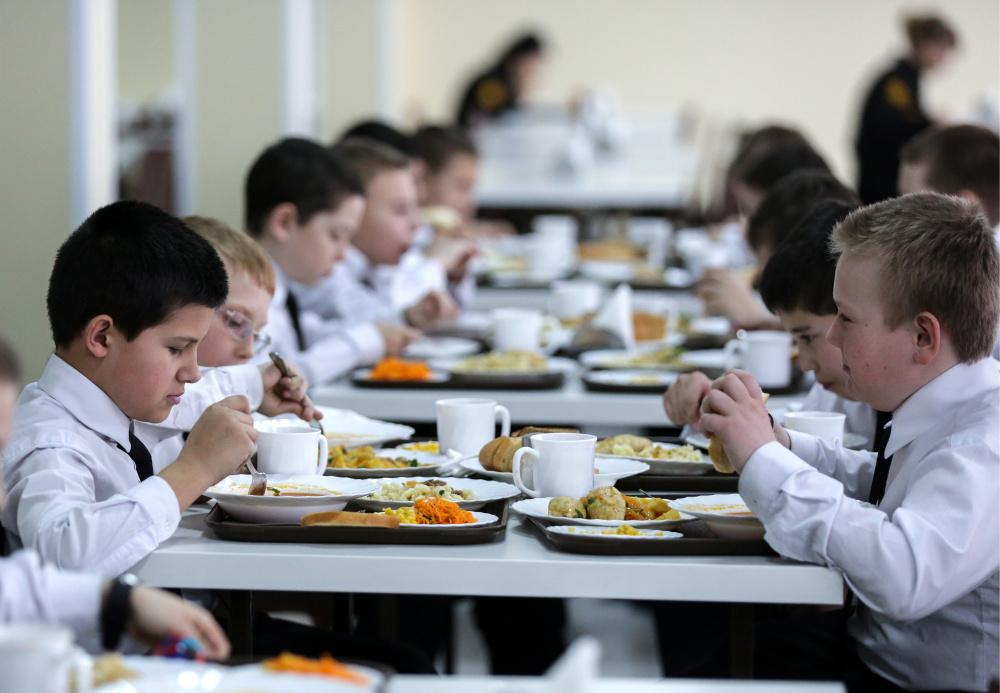 В Брянской области учеников глинищевской гимназии №1 кормили опасным мясом