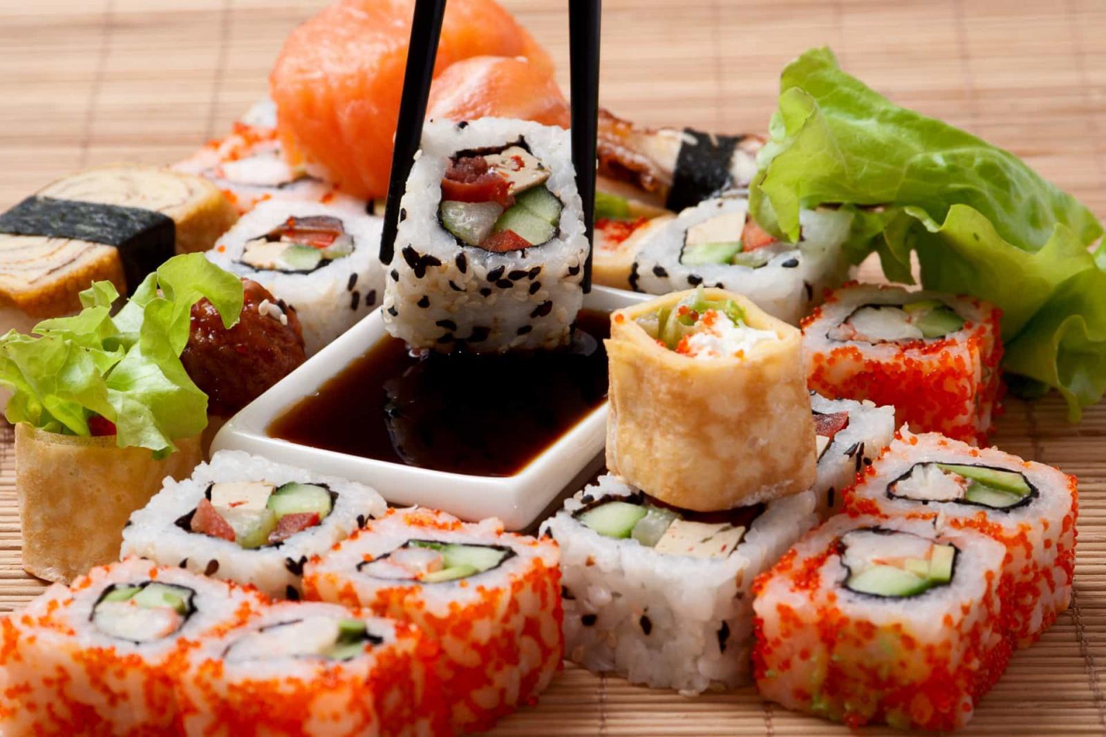 Брянскую службу доставки суши наказали за неправильную рекламу