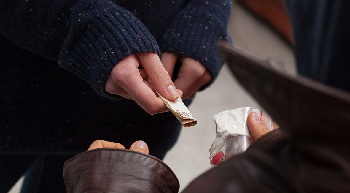В Брянске повязали 26-летнего наркосбытчика
