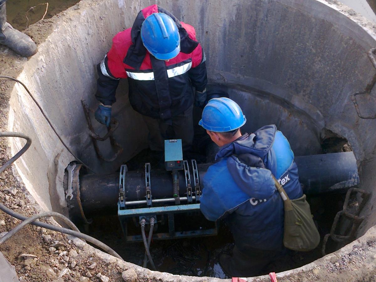 В городе Фокино в 2021 году реконструируют водопровод