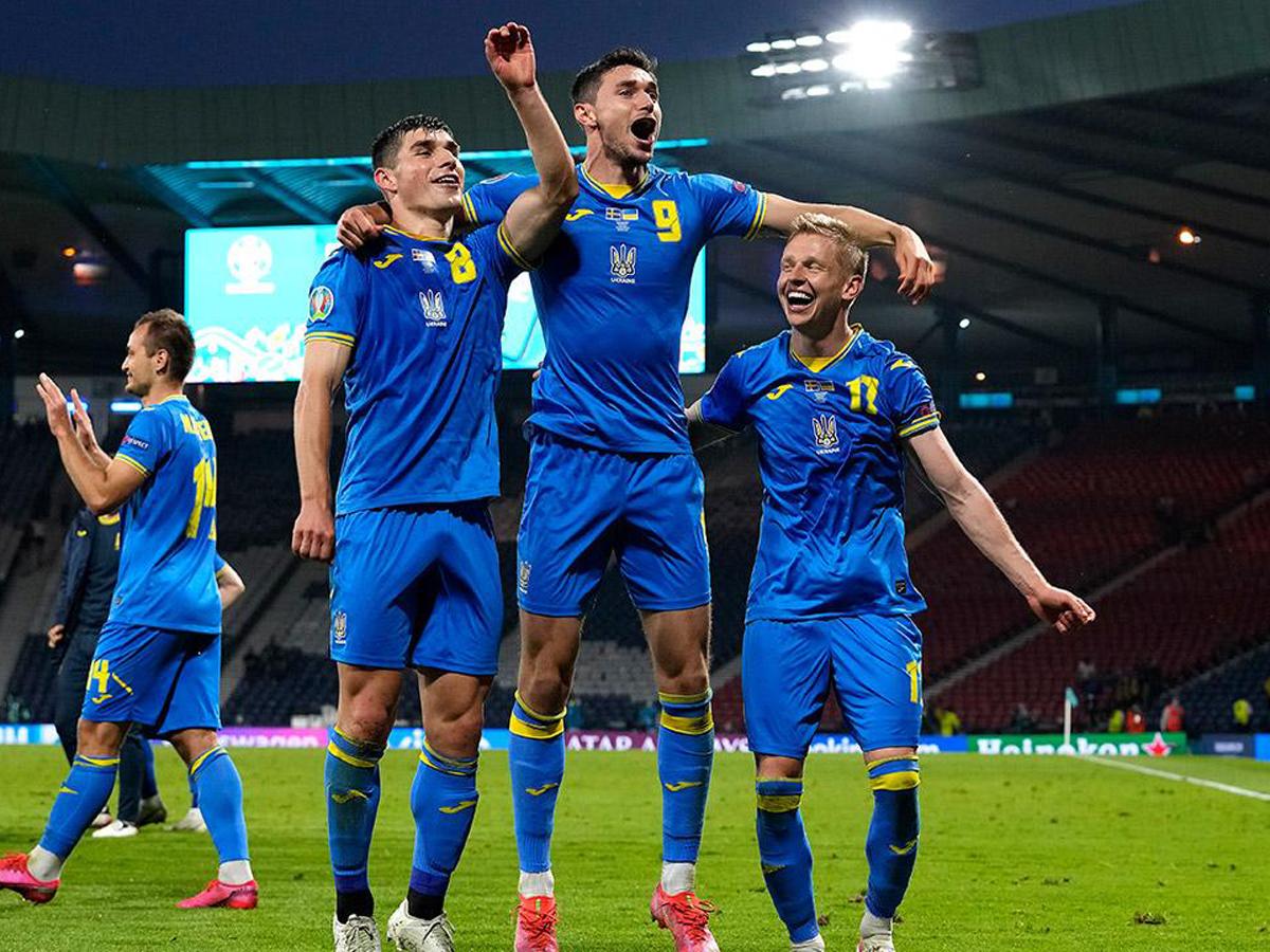 Матч Украина — Англия: прогноз от спортивных экспертов
