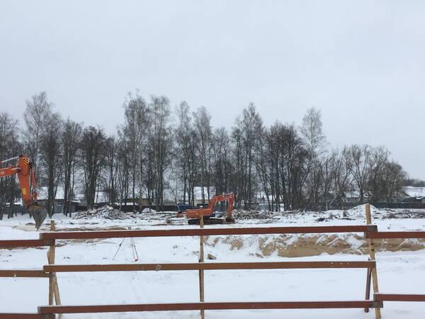В брянской Навле построят новый корпус школы за 120 млн рублей