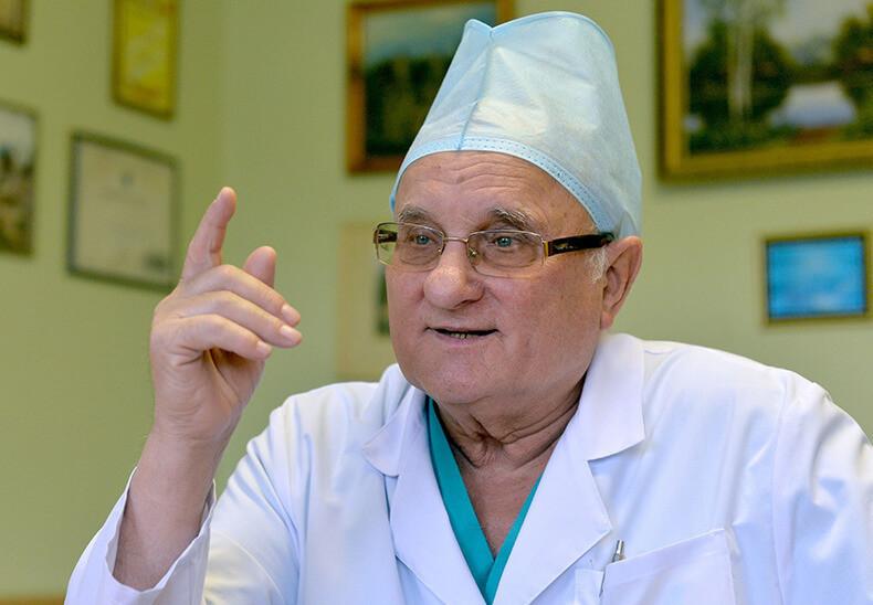 Коронавирус унес жизнь выдающегося нейрохирурга из Брянска