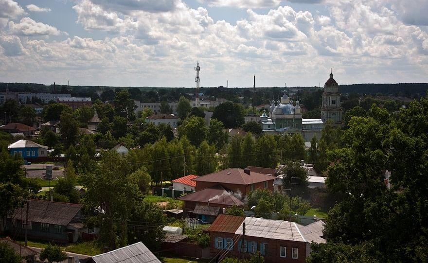 Жители Новозыбкова на сутки остались без воды
