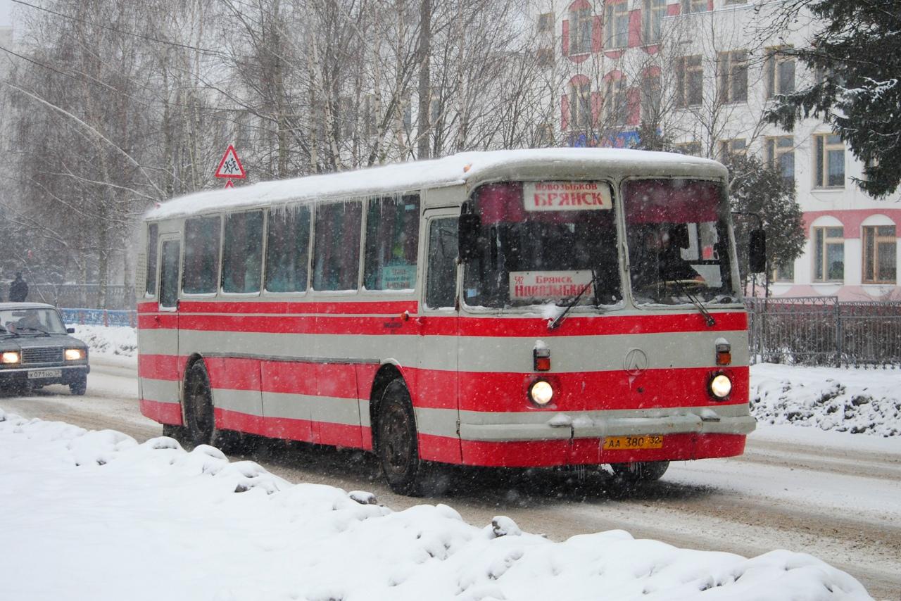 В Новозыбкове водители автобусов столкнулись с проблемой из-за коронавируса