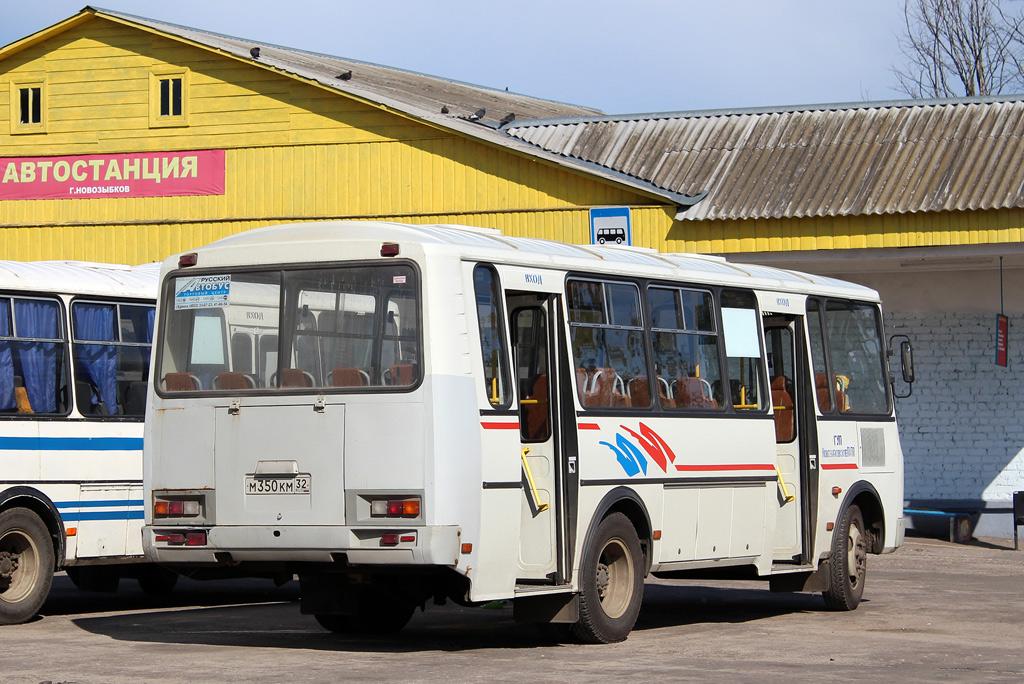 В брянском Новозыбкове возобновили утренние городские рейсы «Вокзал – Дыбенко»