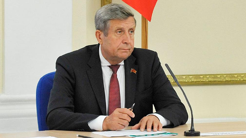Председатель Брянской думы Попков за год получил более 6 млн рублей
