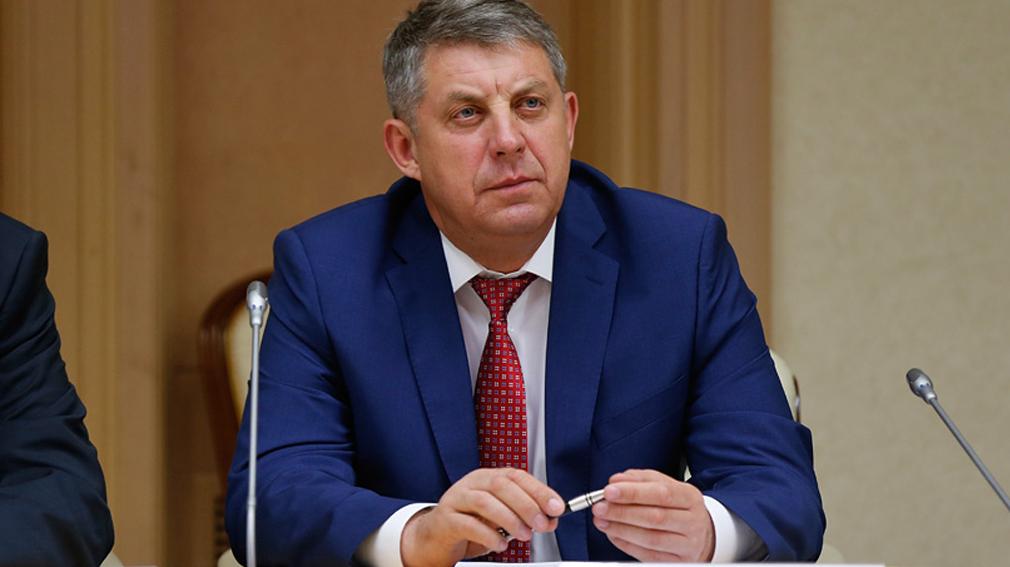 Брянский губернатор вошел в топ-20 губернаторов с наивысшей репутацией