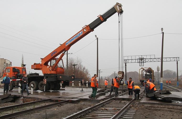 В Володарском районе Брянска на неделю ограничат движение