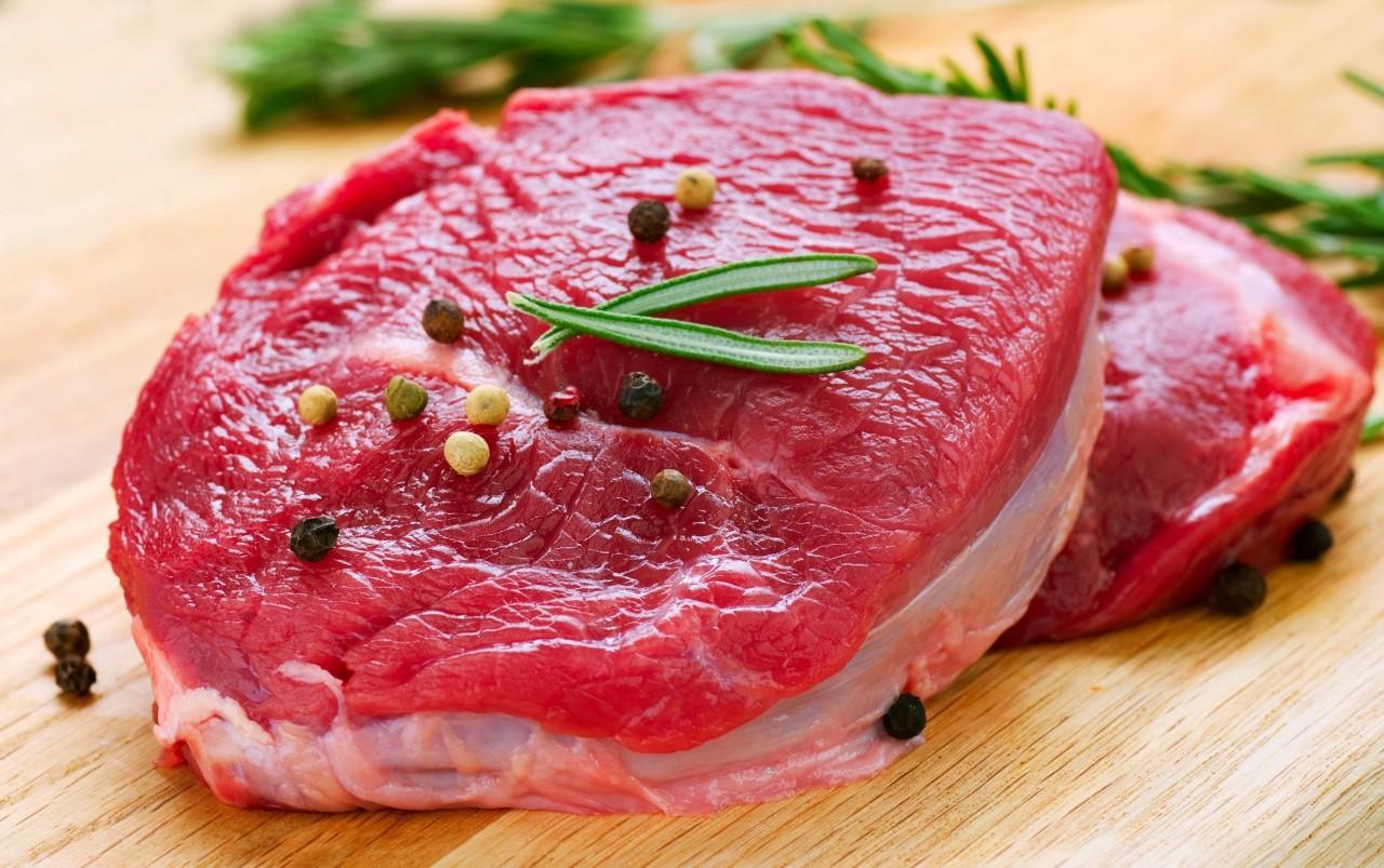 В Брянскую область не пустили около 400 кг мяса