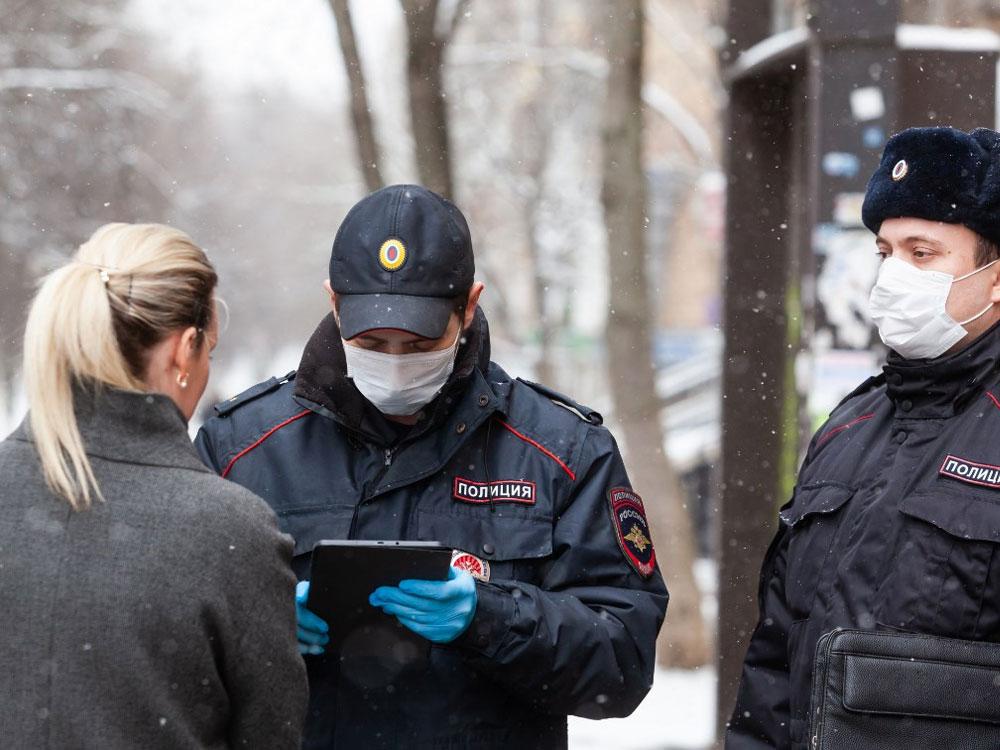 В Брянске выписали 3 протокола нарушителям масочного режима