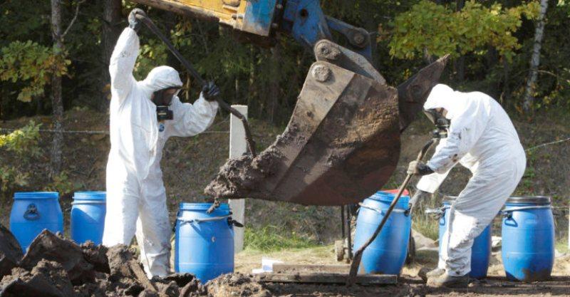 Брянские хранилища промышленных отходов могут привести к катастрофе