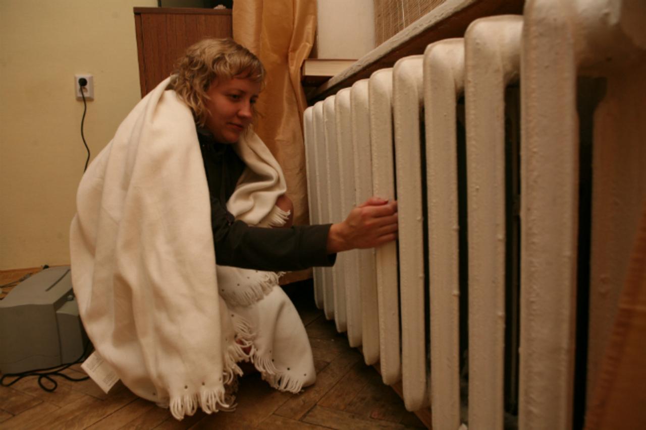 Жители многоэтажки в Новозыбкове остались без тепла из-за коммунальной аварии