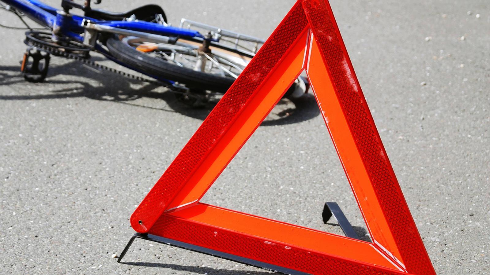 В Брянске водитель Mazda сбил 12-летнего велосипедиста