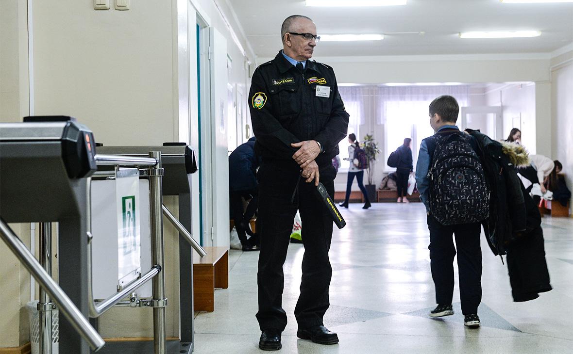 На посты охраны школ Брянска в 2021 году выделили 41,5 миллиона рублей