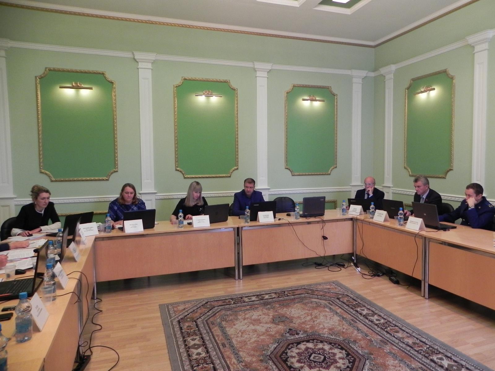 В Брянской Думе утвердили новый состав контрольно-счетной палаты