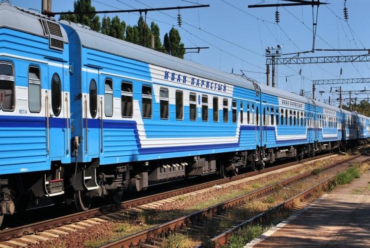 Фирменный поезд «Иван Паристый» вернулся в расписание