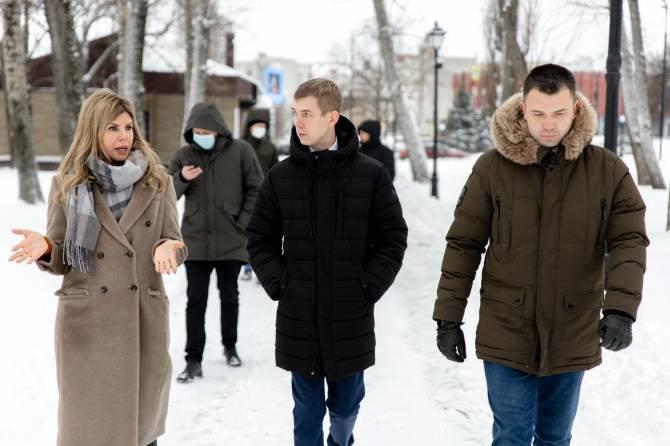 Директор брянских парков отправился в Липецк и Воронеж перенимать опыт