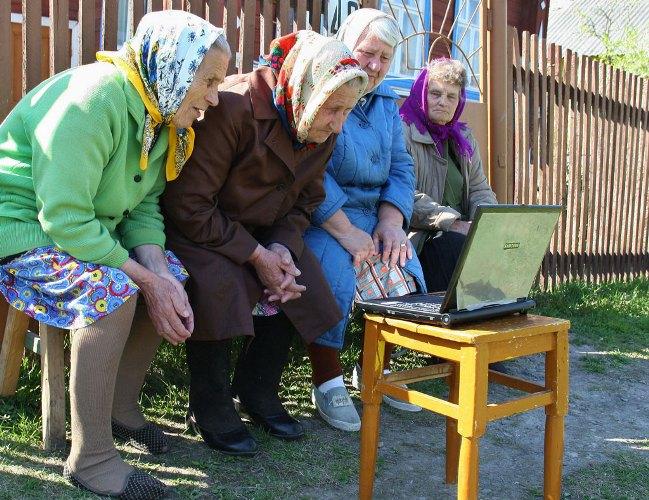 Брянские пенсионеры покажут свой уровень владения компьютером
