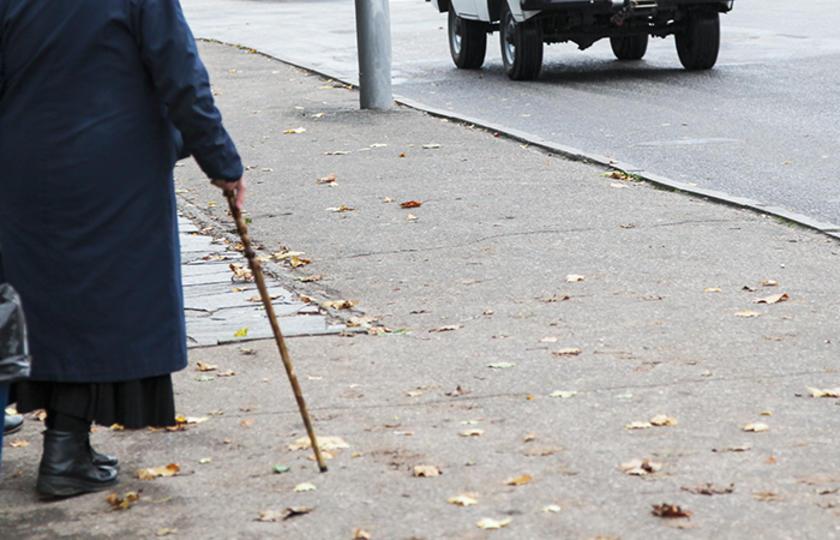 В результате ДТП в Володарском районе Брянска пострадала 72-летняя женщина