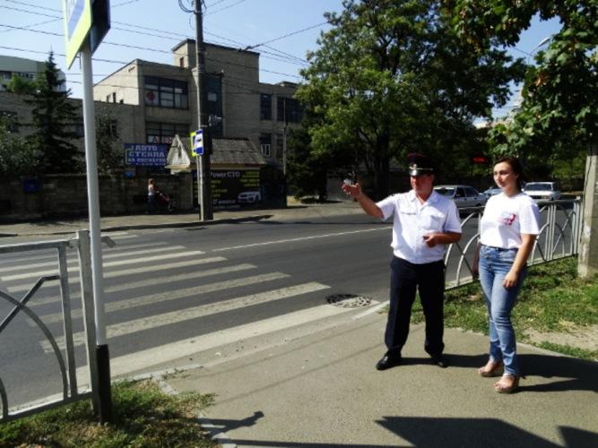 В Брянске проверят пешеходные переходы возле школ и детских садов