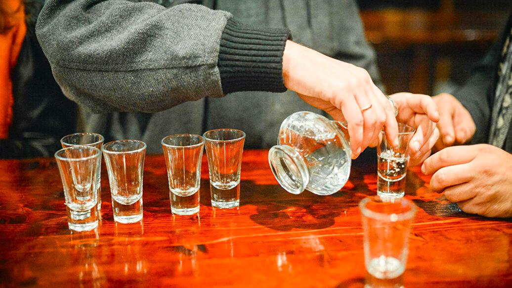 В Брянске водка оказалась дороже, чем у соседних регионов
