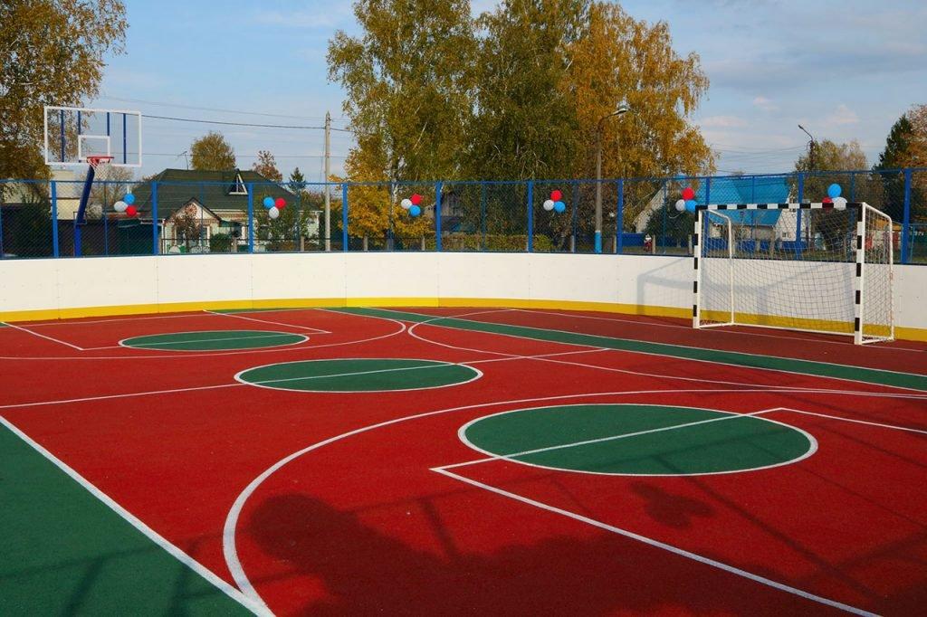 В Брянске в 2021 году появятся 5 новых спортплощадок