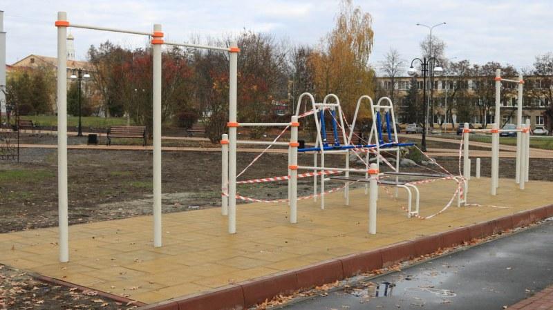 Во всех районах Брянска появятся спортивные площадки