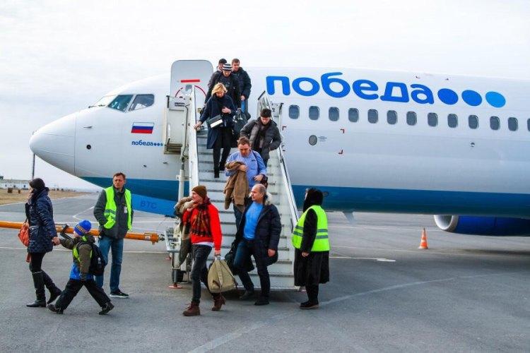 К детям брянца равнодушно отнеслась авиакомпания «Победа»