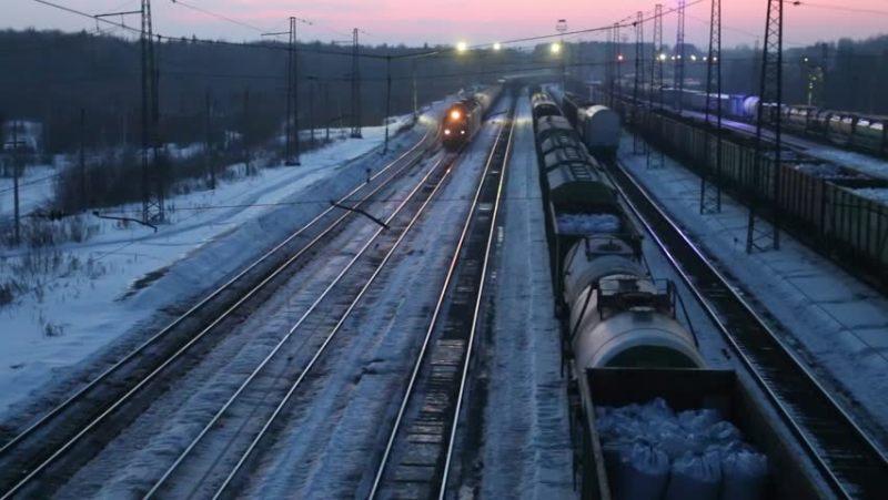 В Жуковке грузовой поезд насмерть сбил 60-летнюю женщину