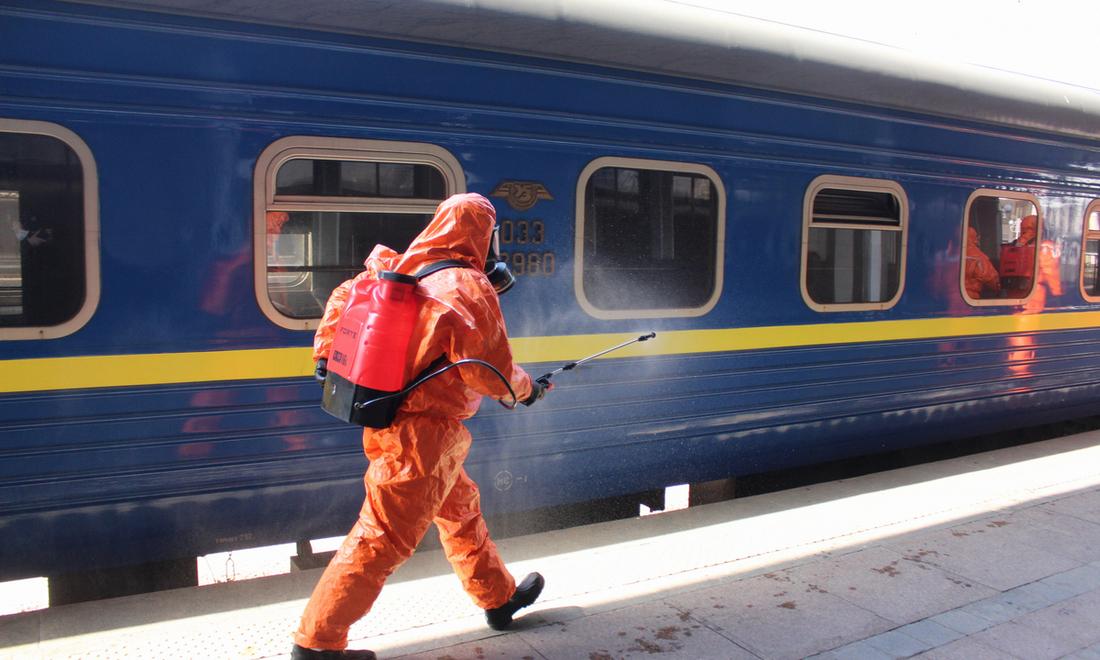 Брянский глава пояснил слухи о киевском поезде с зараженными людьми