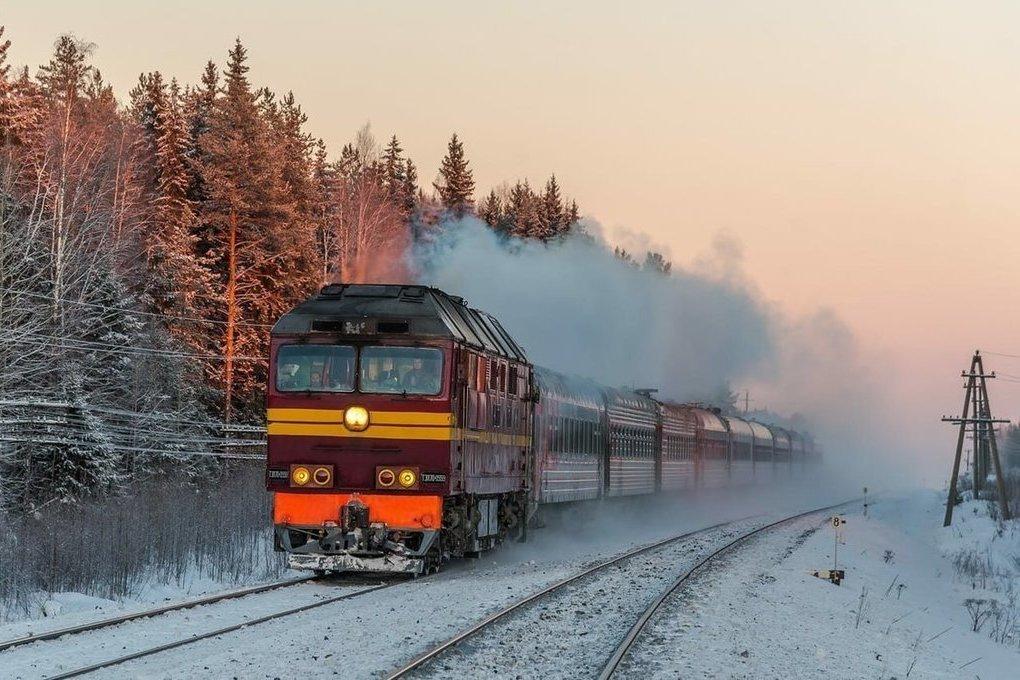 Брянцы смогут отправиться в Санкт-Петербург прямым маршрутом на поезде