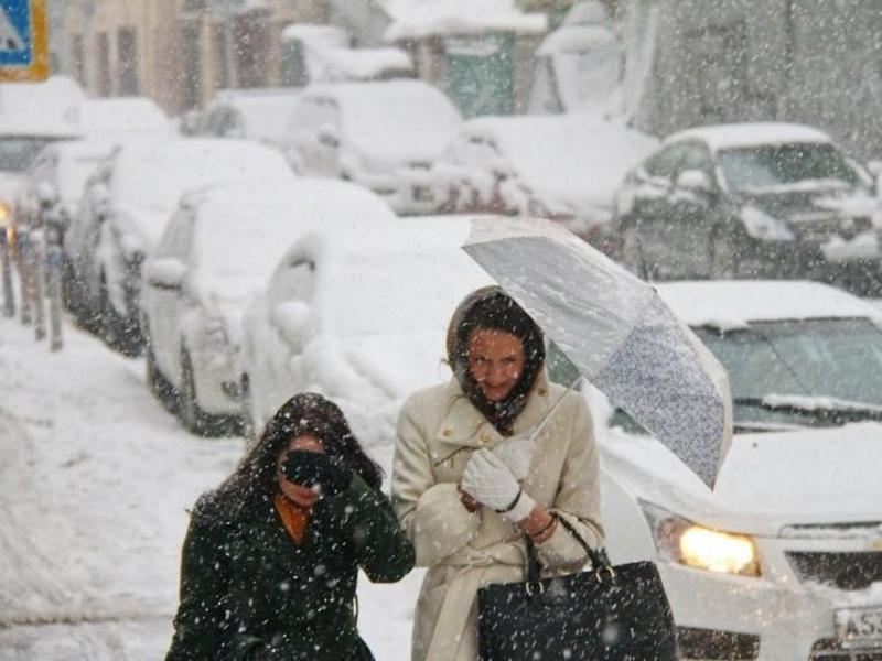 11 марта в Брянске ожидается мокрый снег