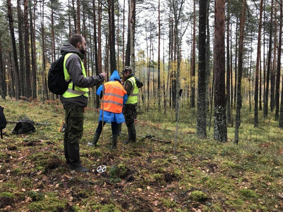 В Брянской области идут поиски пропавшего 40-летнего Михаила Скрипкина