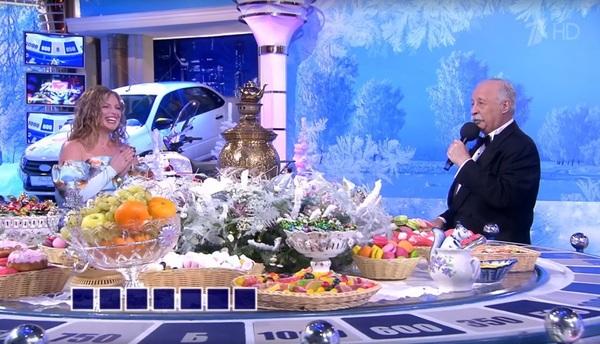 Брянская ведущая выиграла поездку в Санкт-Петербург на шоу «Поле чудес»